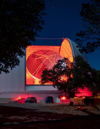 Light in The Darkness | Telescope on Kit Peak